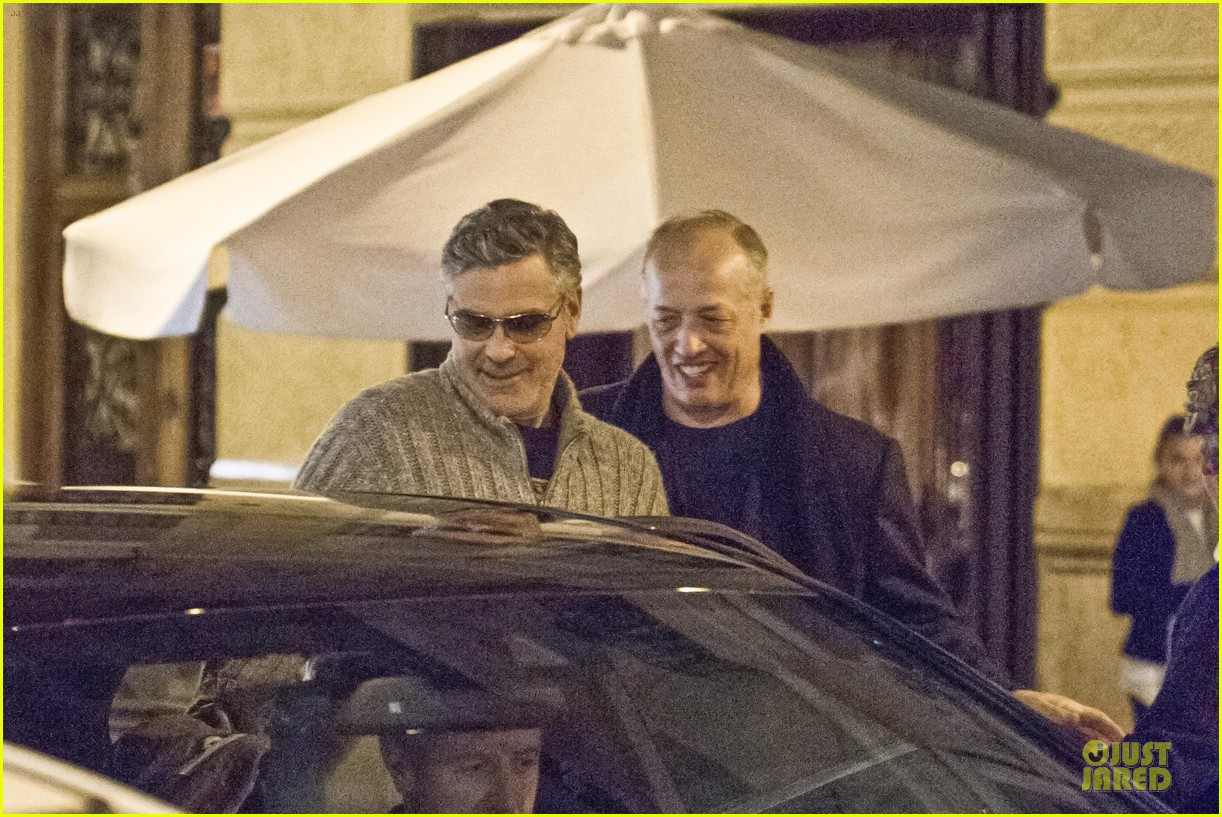george clooney talks prank on matt damon 04