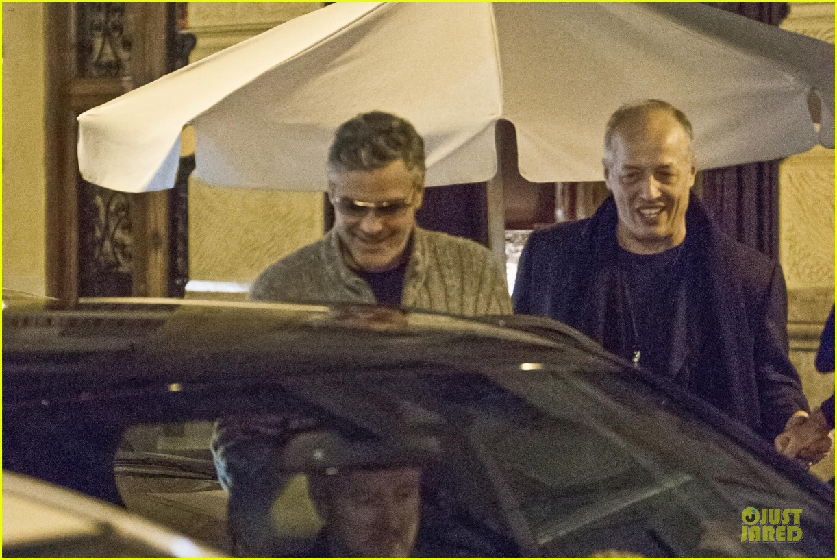 george clooney talks prank on matt damon 11