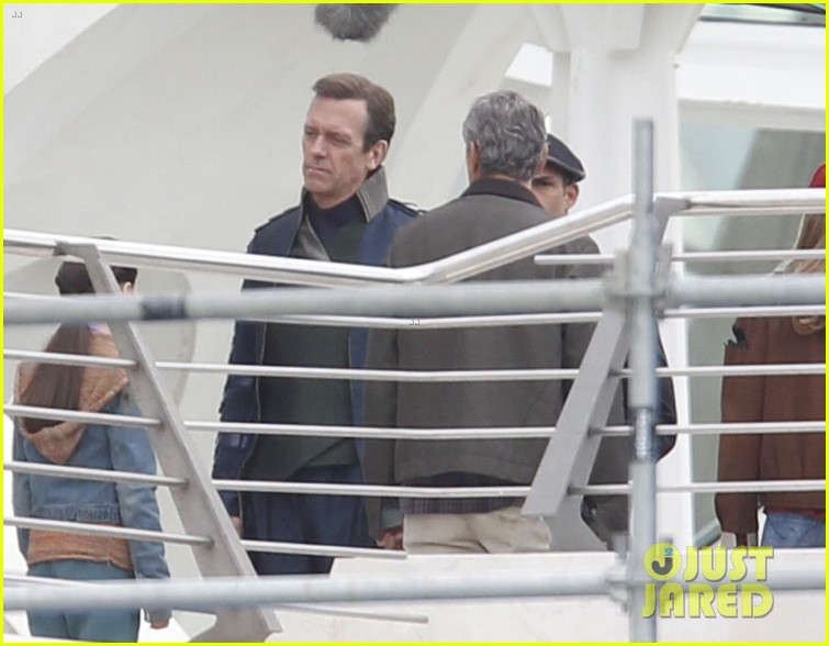 george clooney begins filming tomorrowland in spain 063036926