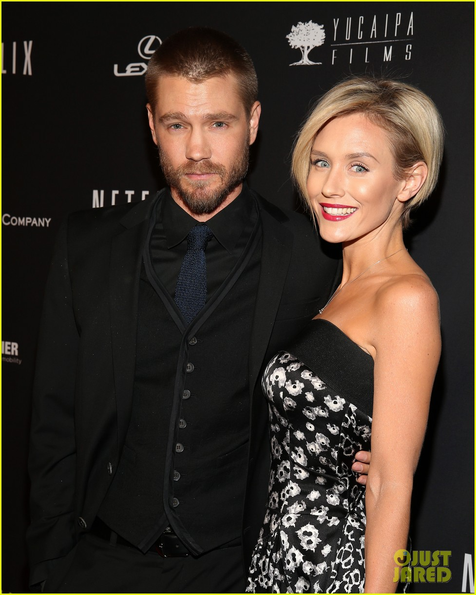 chad michael murray nicky whelan golden globes 2014 07