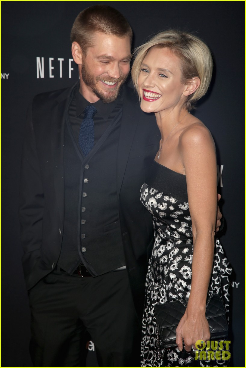 chad michael murray nicky whelan golden globes 2014 10