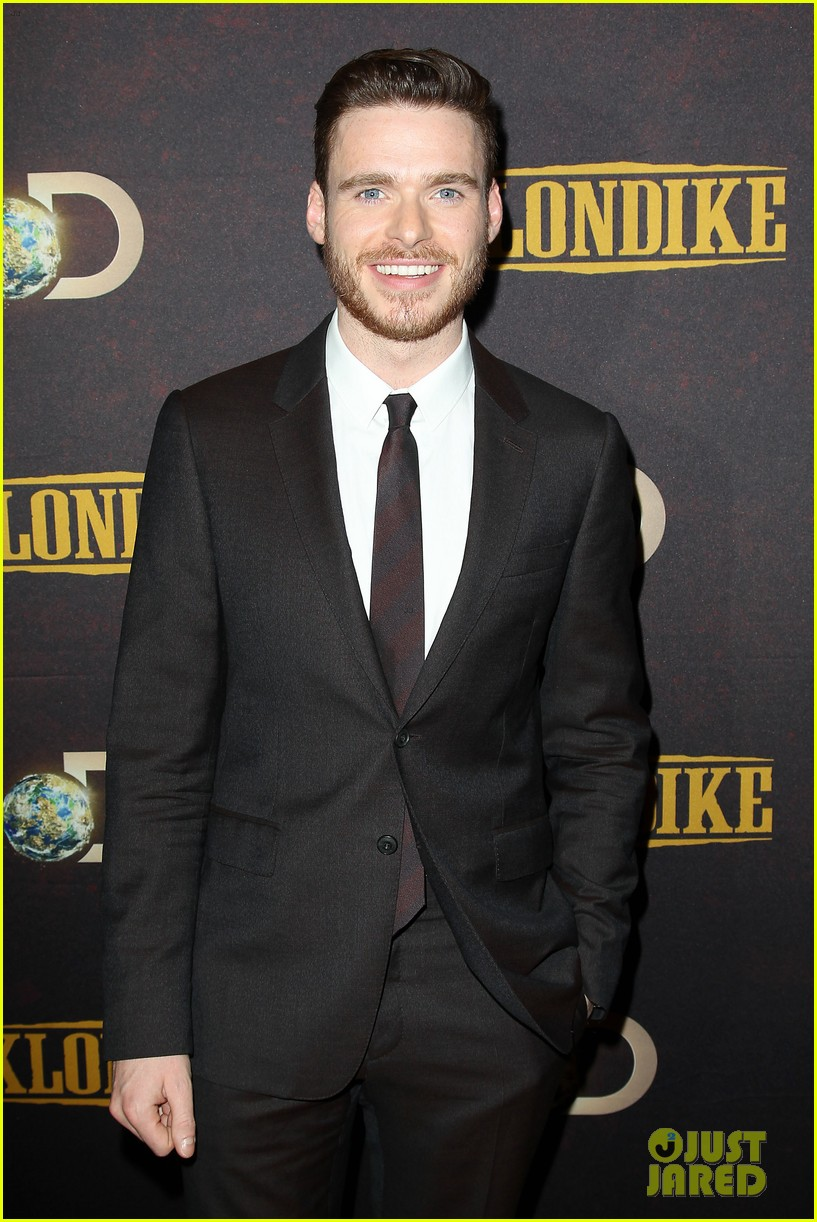 abbie cornish richard madden klondike new york premiere 293033223