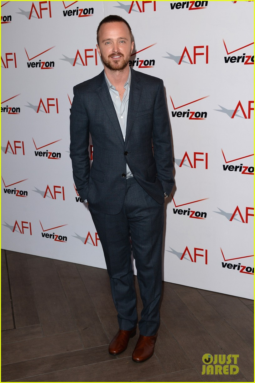 aaron paul bryan cranston afi awards luncheon 2014 033027291