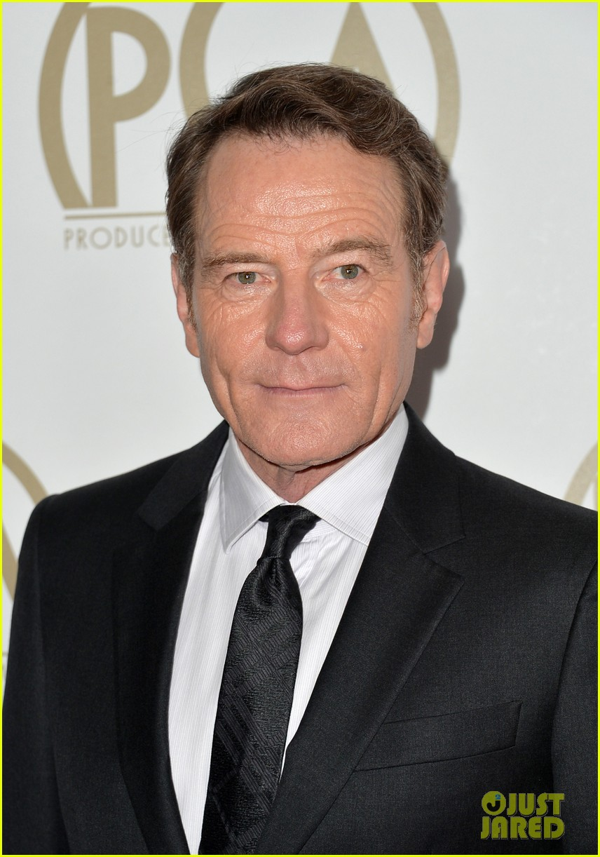 bryan cranston producers guild awards 2014 07