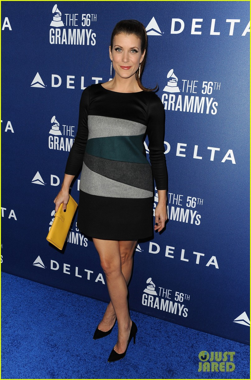 kaley cuoco ryan sweeting delta airlines pre grammy party 03