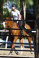 kaley cuoco goes horseback riding after her wedding 09