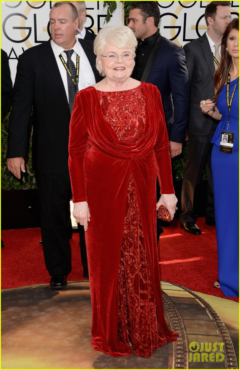 bruce dern june squibb golden globes 2014 red carpet 033029730