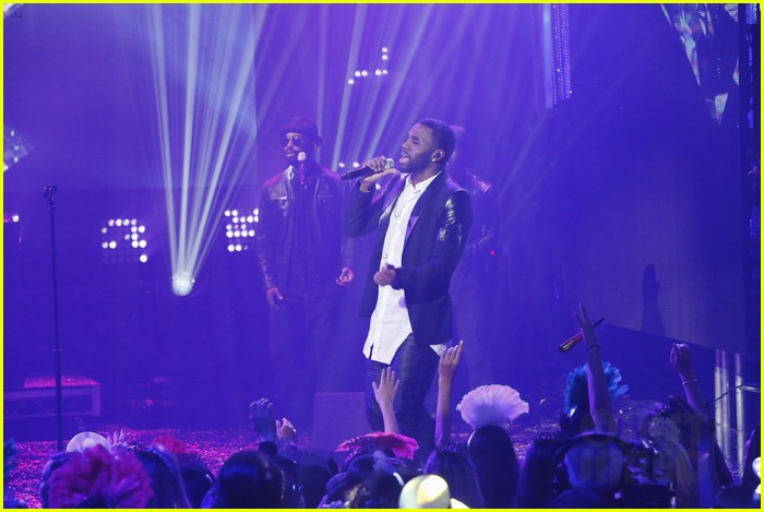 jason derulo performs on new years rocking eve 2014 video 03