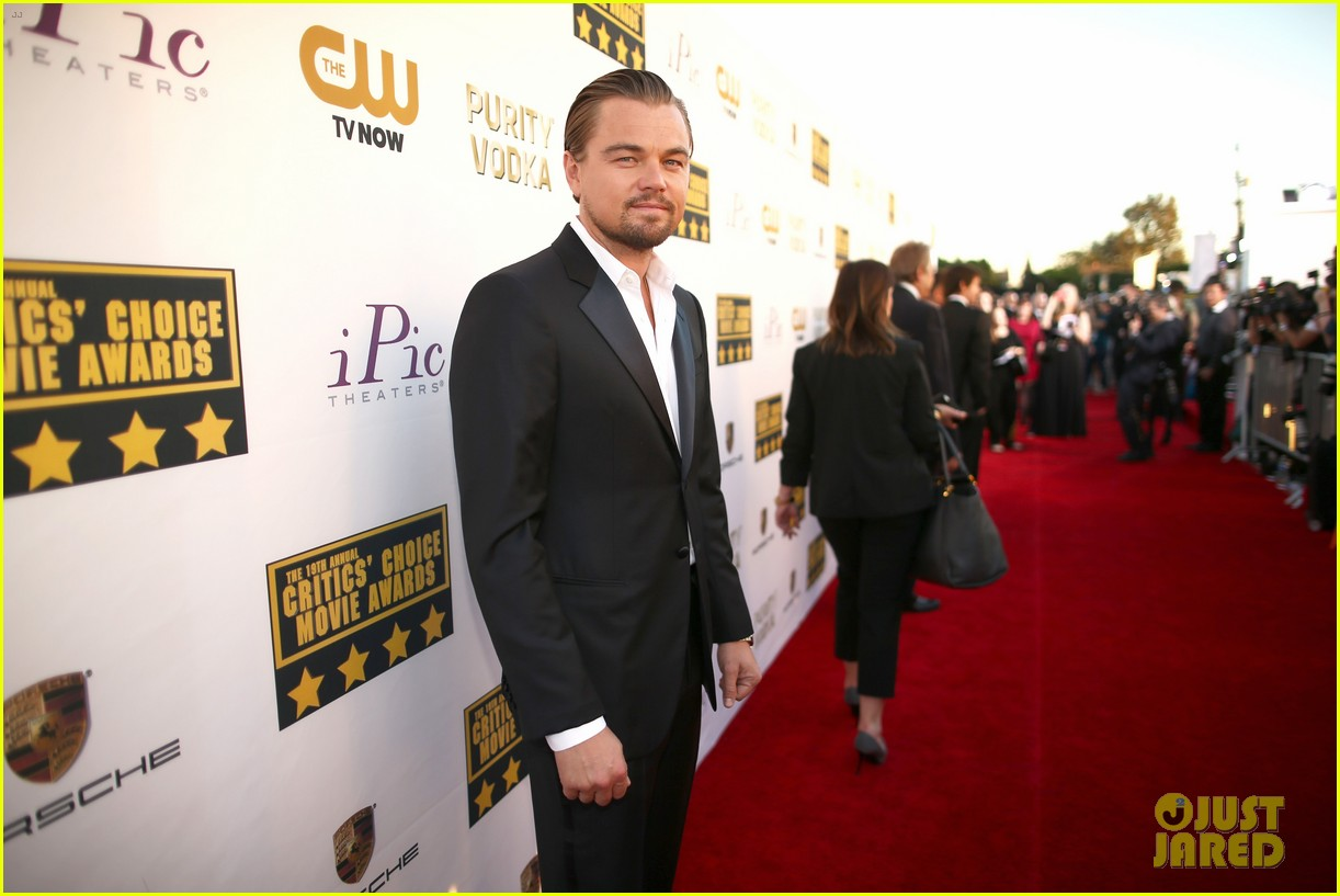leonardo dicaprio jonah hill critics choice awards 2014 06