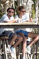 leonardo dicaprio starts the new year with girlfriend toni garrn 01
