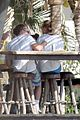leonardo dicaprio starts the new year with girlfriend toni garrn 10