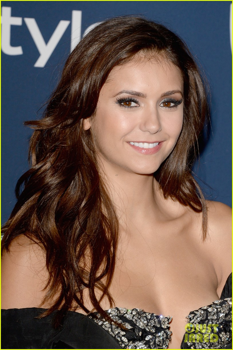 nina dobrev paul wesley instyle golden globes party 2014 043030055