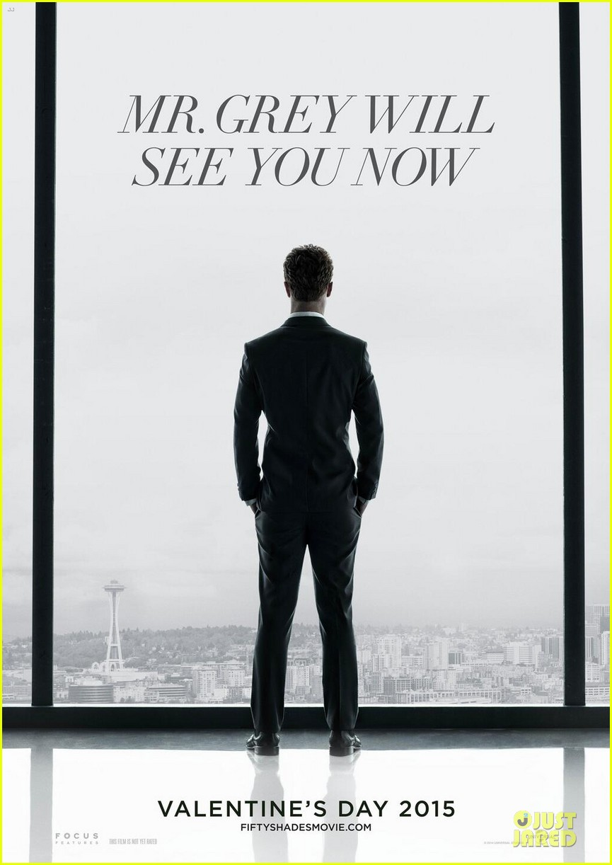 jamie dornan first fifty shades of grey teaser poster 01