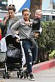 hilary duff weekend flea market stop with luca 03