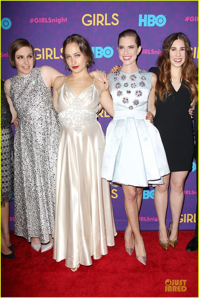 lena dunham zosia mamet girls third season premiere 203024128