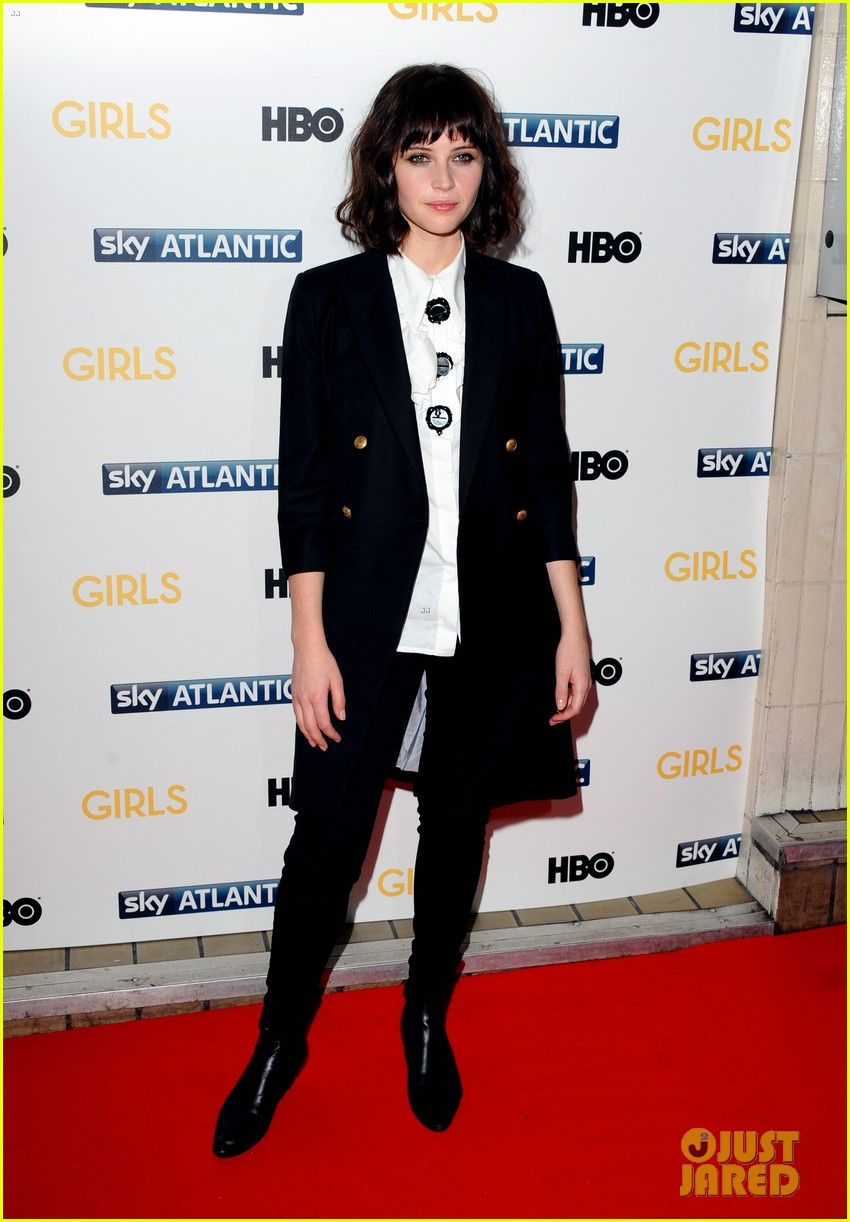 lena dunham allison williams girls season 3 uk premiere 233032108
