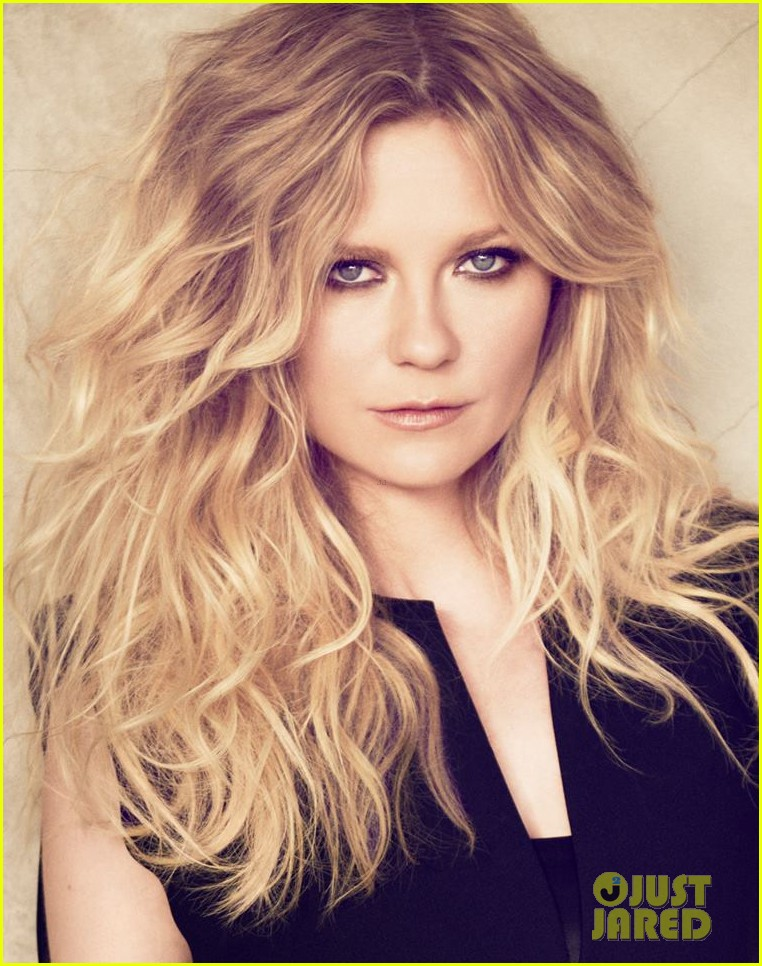 kirsten dunst loreal professionels new face 01
