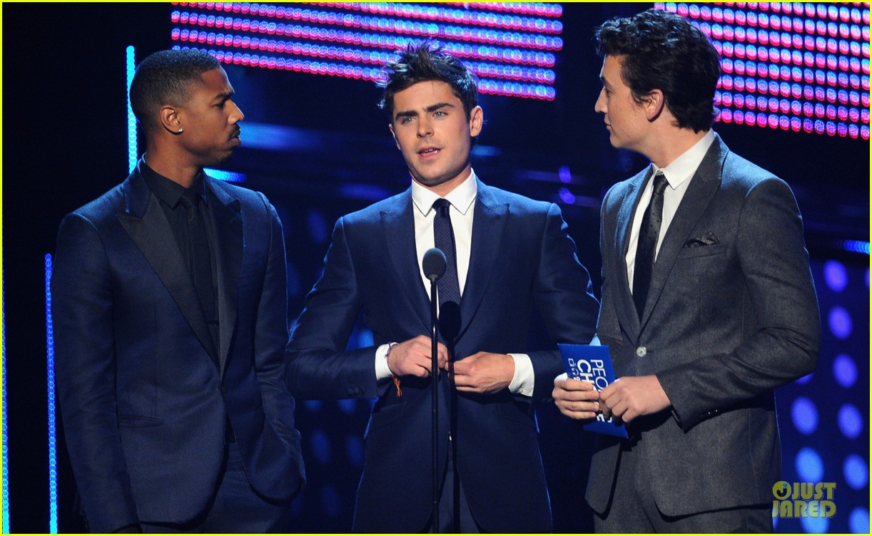 zac efron michael b jordan peoples choice awards 2014 14