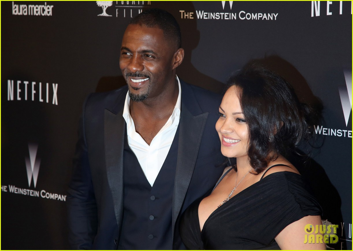 idris elba pregnant girlfriend naiyana garth golden globes 2014 04