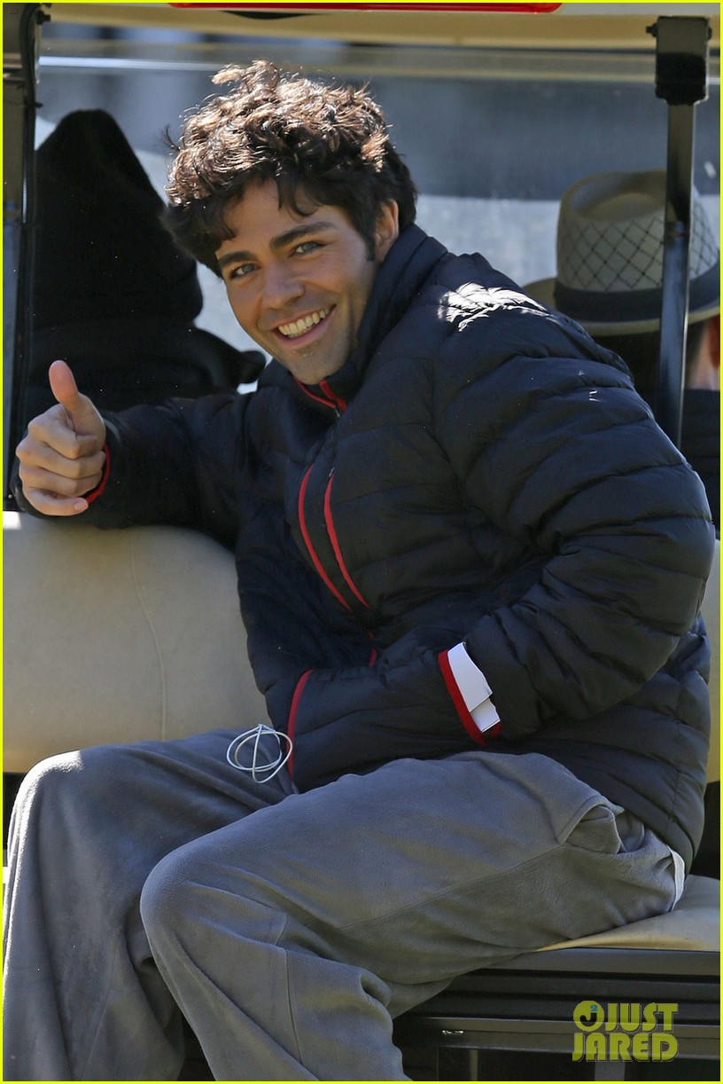 entourage movie begins filming in miami set photos here 023033241