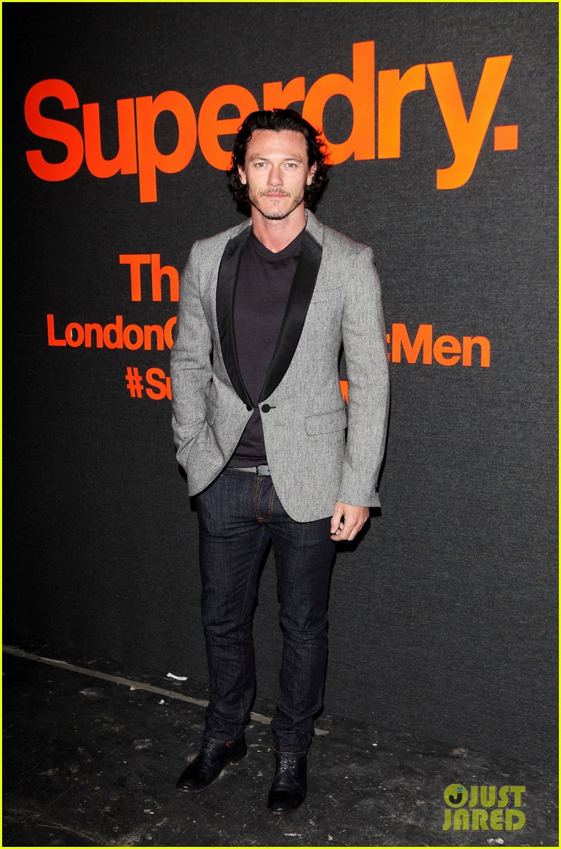 luke evans helen mccrory 2014 bafta film awards nominations photo call 013025165