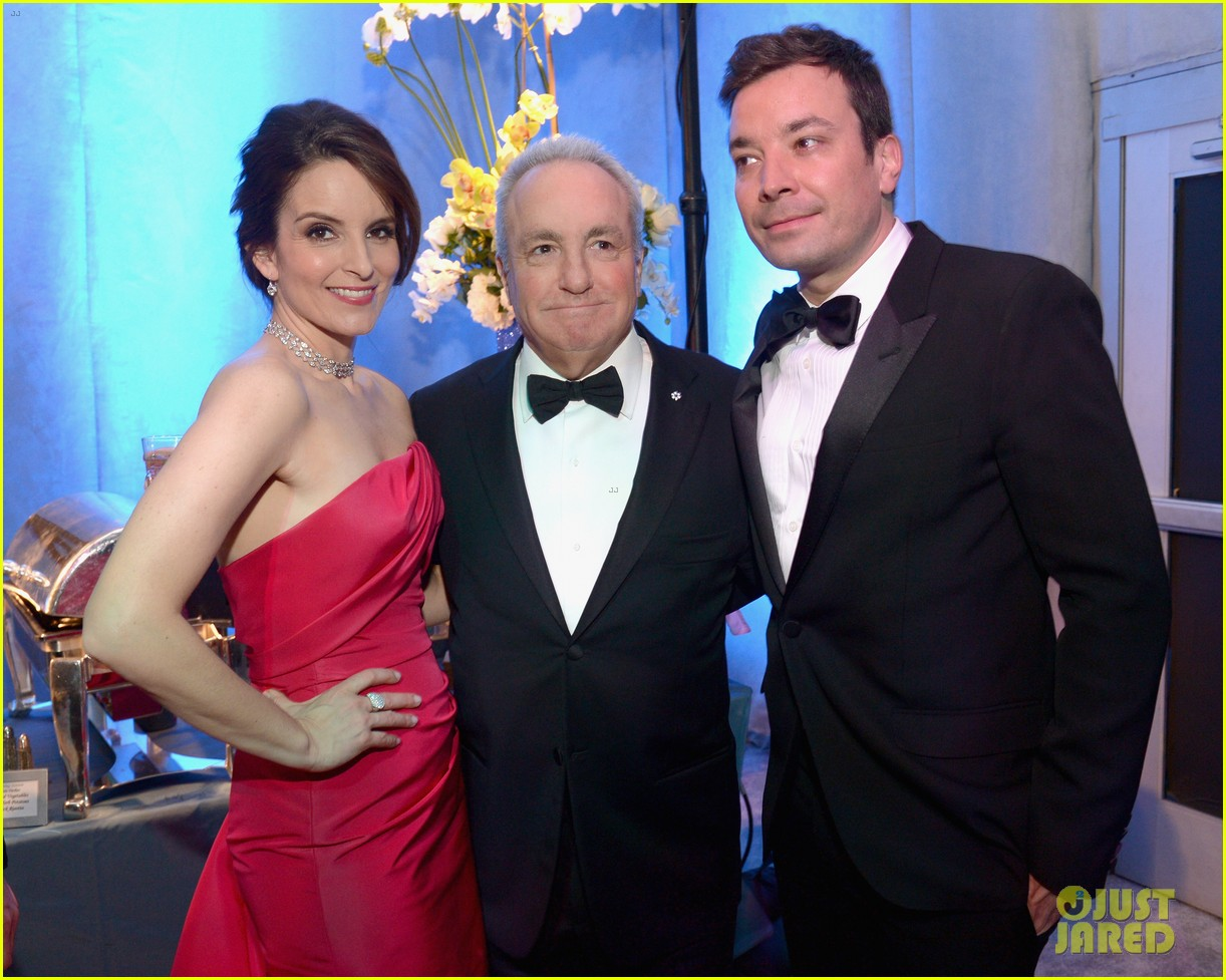 tina fey jimmy fallon nbc golden globes after party 2014 11