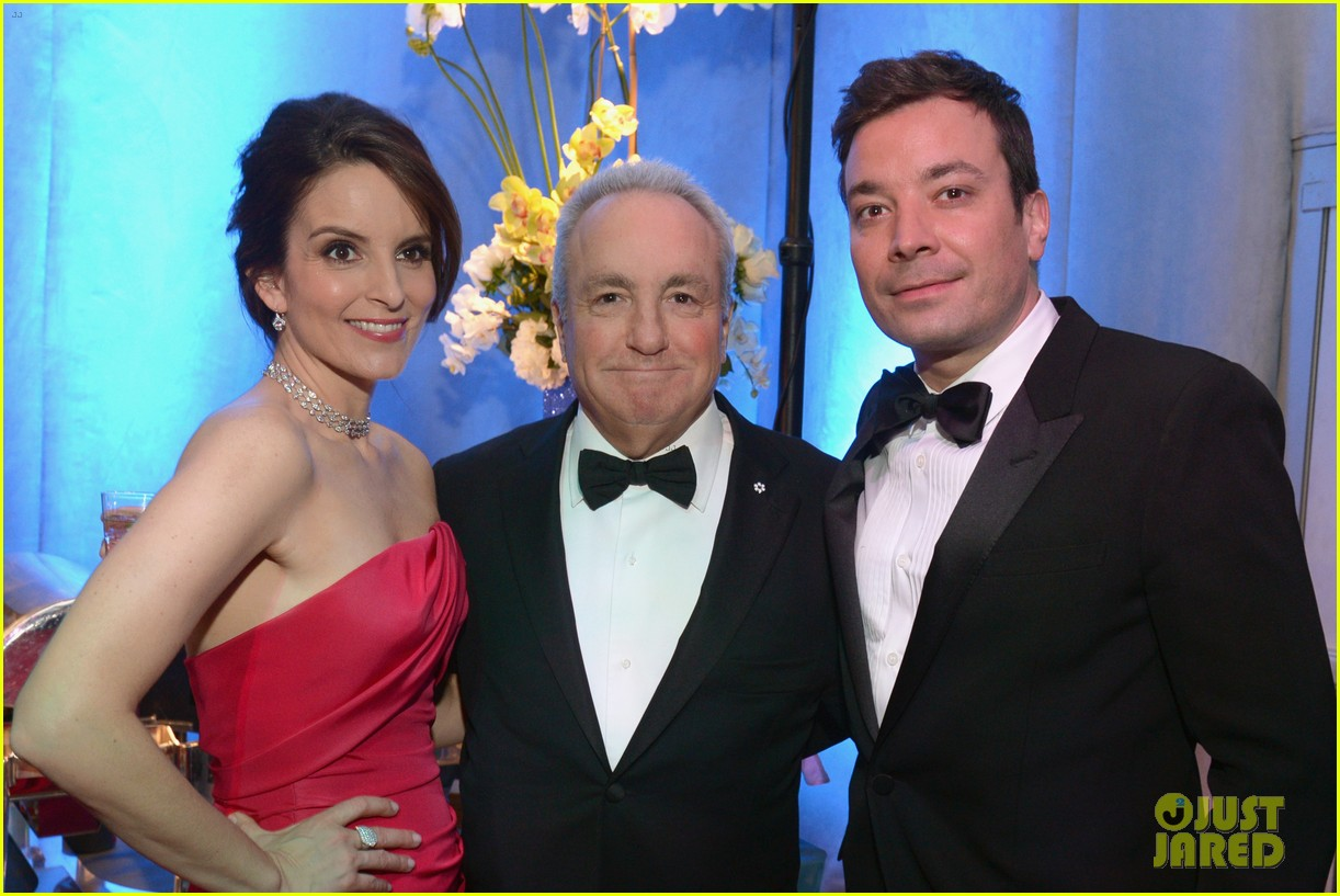 tina fey jimmy fallon nbc golden globes after party 2014 12