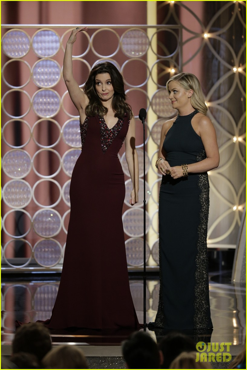 tina fey amy poehler golden globes opening monologue video watch now 07