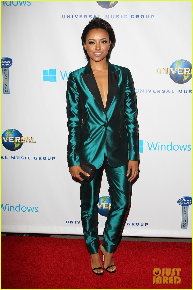 kat graham universal music grammys 2014 after party 02