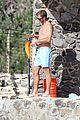 paulina gretzky golfer dustin johnson beach bods in hawaii 09