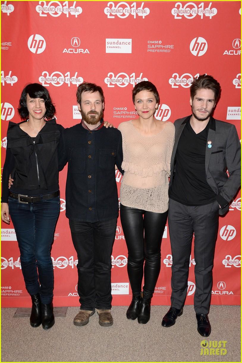 maggie gyllenhaal frank at sundance film festival 2014 12