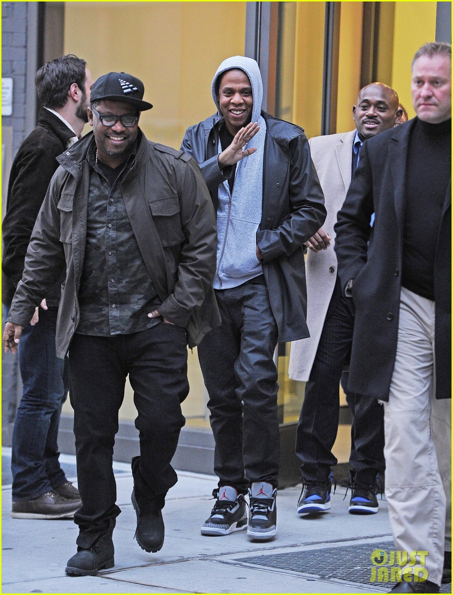 jake gyllenhaalj jay z meatpacking district meeting 13