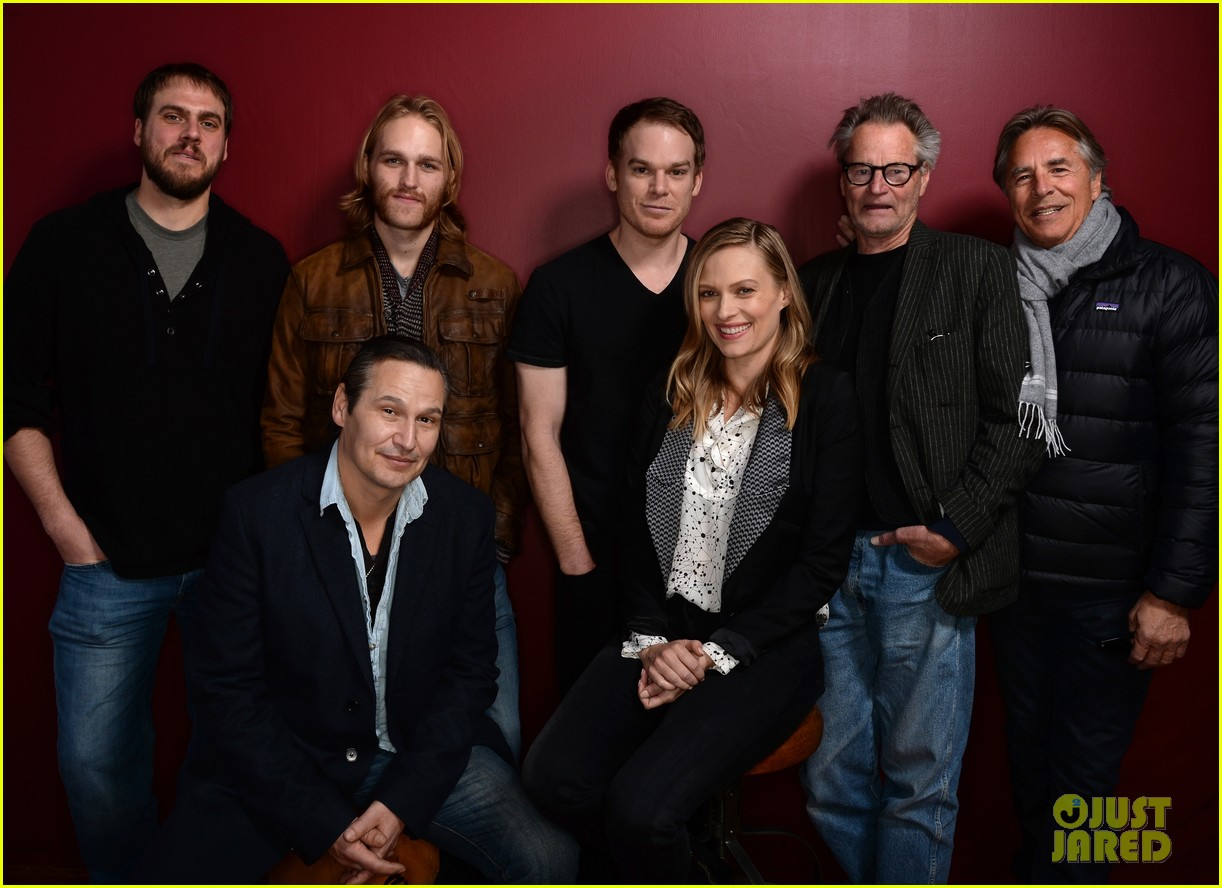 michael c hall vinessa shaw cold in july at sundance 18