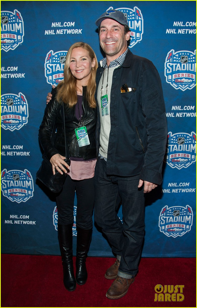 jon hamm joe manganiello nhl stadium series game 173042193
