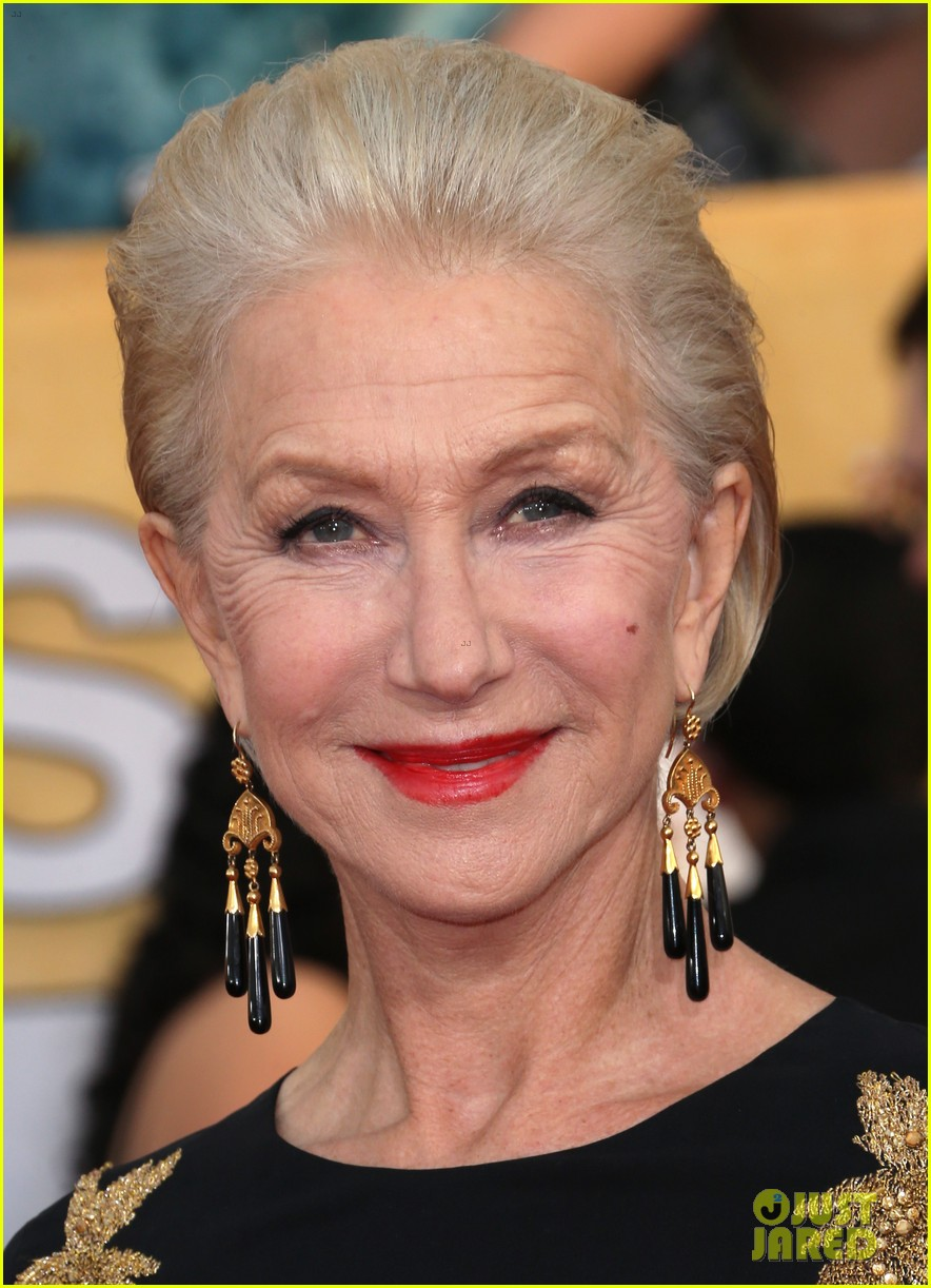 helen mirren sag awards 2014 red carpet 04
