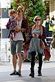 chris hemsworth true food lunch with elsa pataky india 22