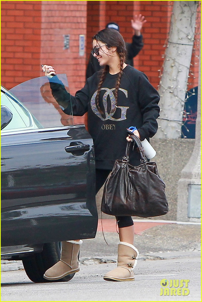 vanessa hudgens credits croissants for gimme shelter weight gain 06