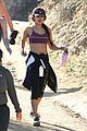 vanessa hudgens hikes her way into the new year 01
