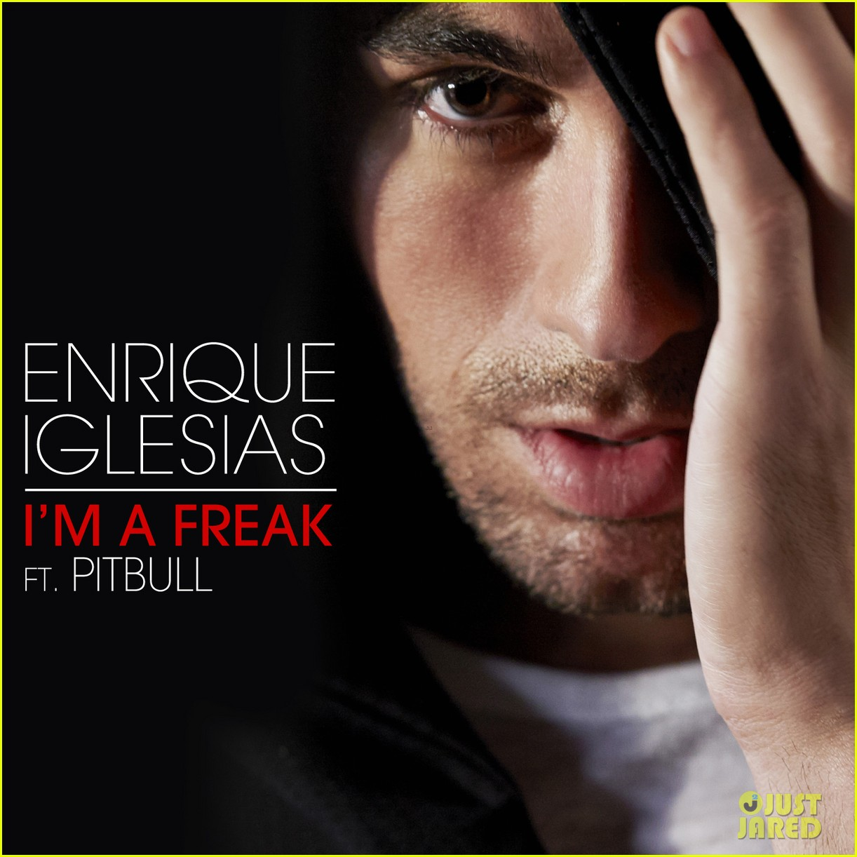 enrique iglesias pitbull im a freak video exclusive sneak peek 043043869