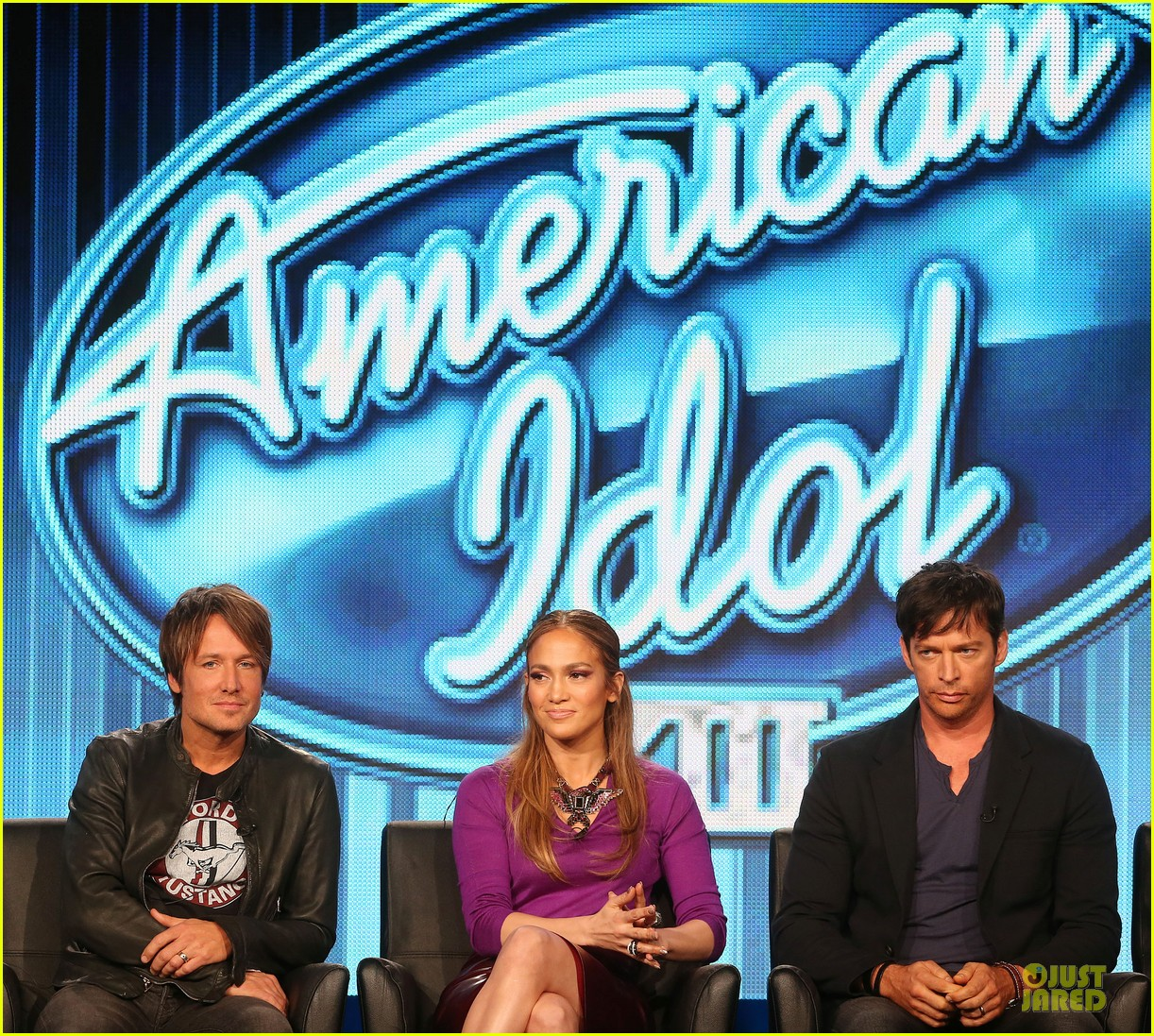 jennifer lopez american idol tca panel with keith urban 073030566