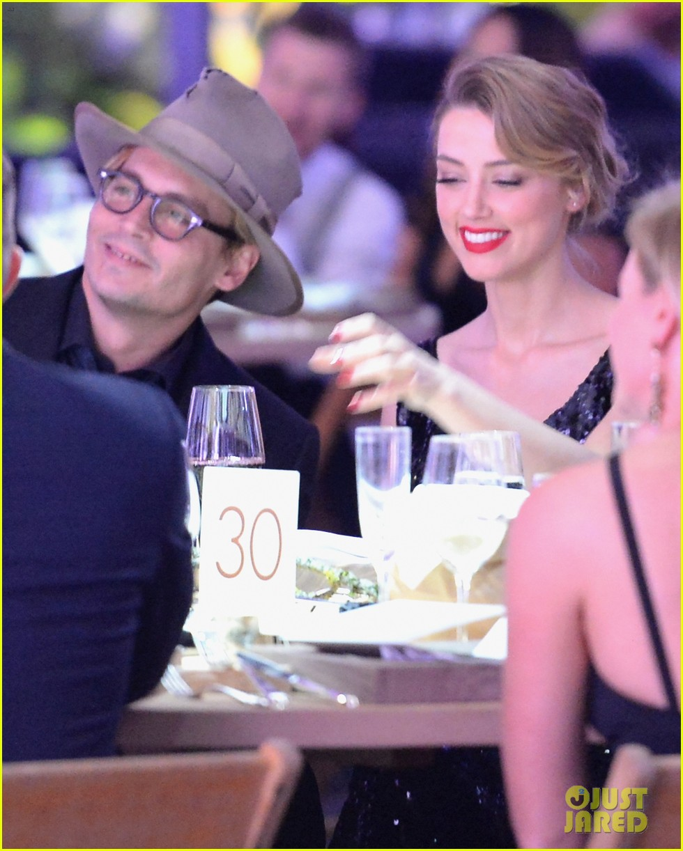 johnny depp amber heard art of elysium heaven gala 03
