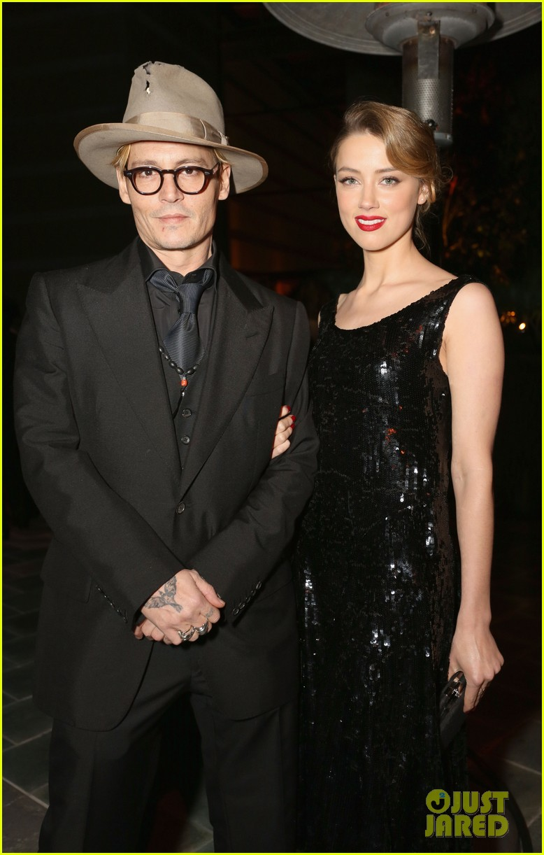 johnny depp amber heard art of elysium heaven gala 08