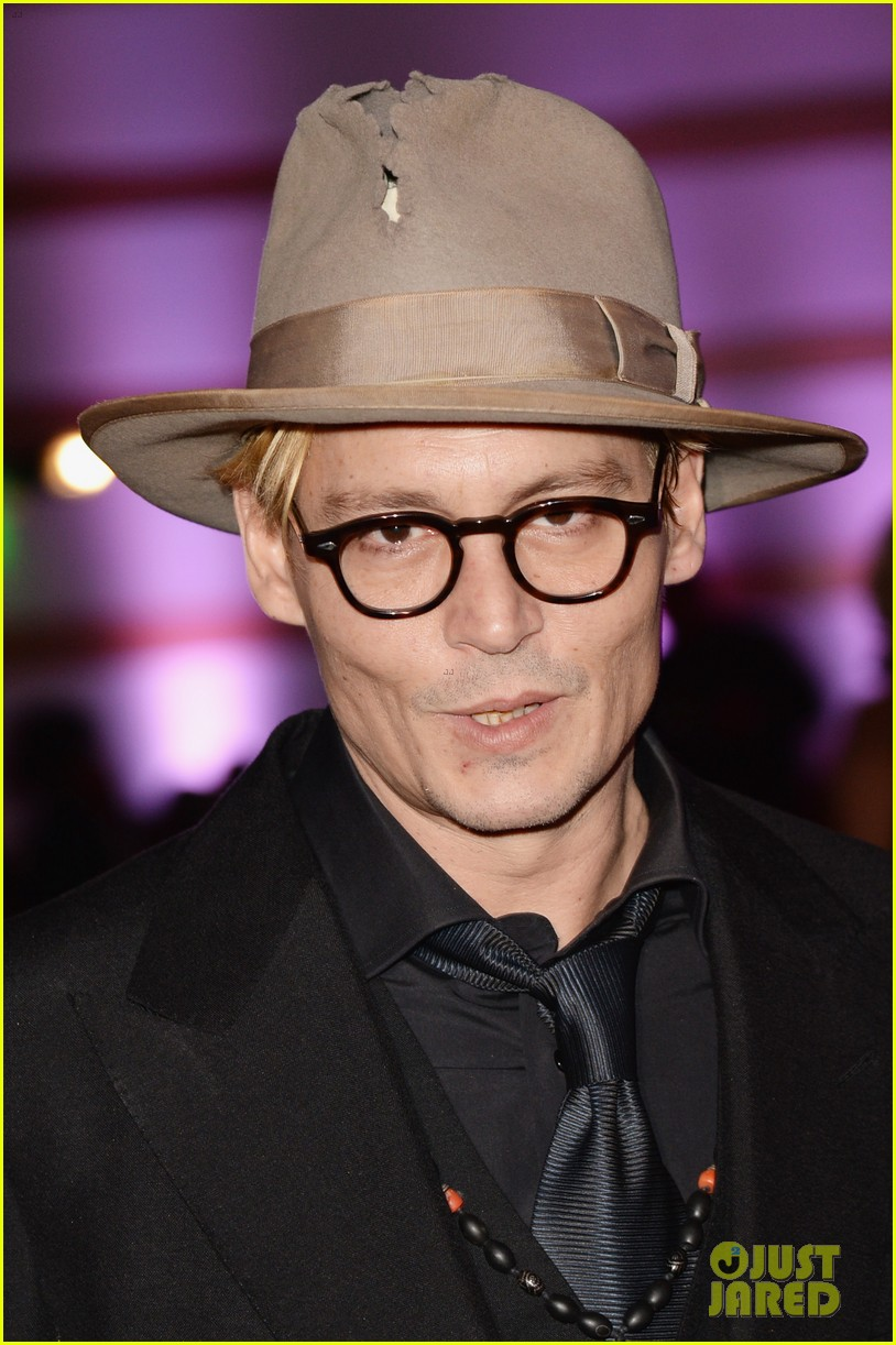 johnny depp amber heard art of elysium heaven gala 113028592