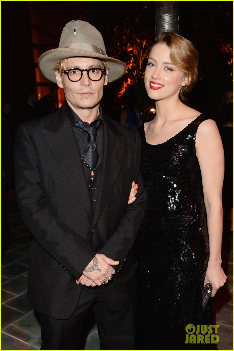 johnny depp amber heard art of elysium heaven gala 183028599