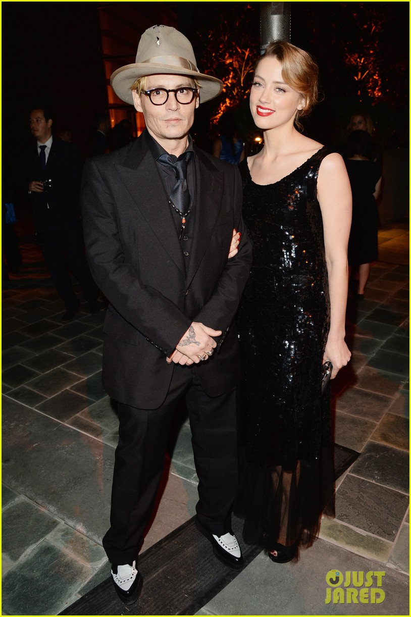 johnny depp amber heard art of elysium heaven gala 20