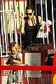 angelina jolie luna park fun with the kids 38