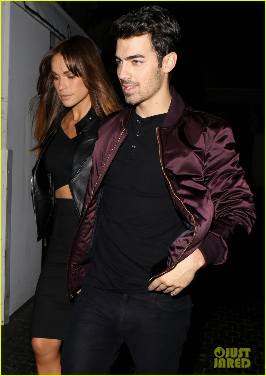 joe jonas chateau marmont with blanda eggenschwiler 033021991