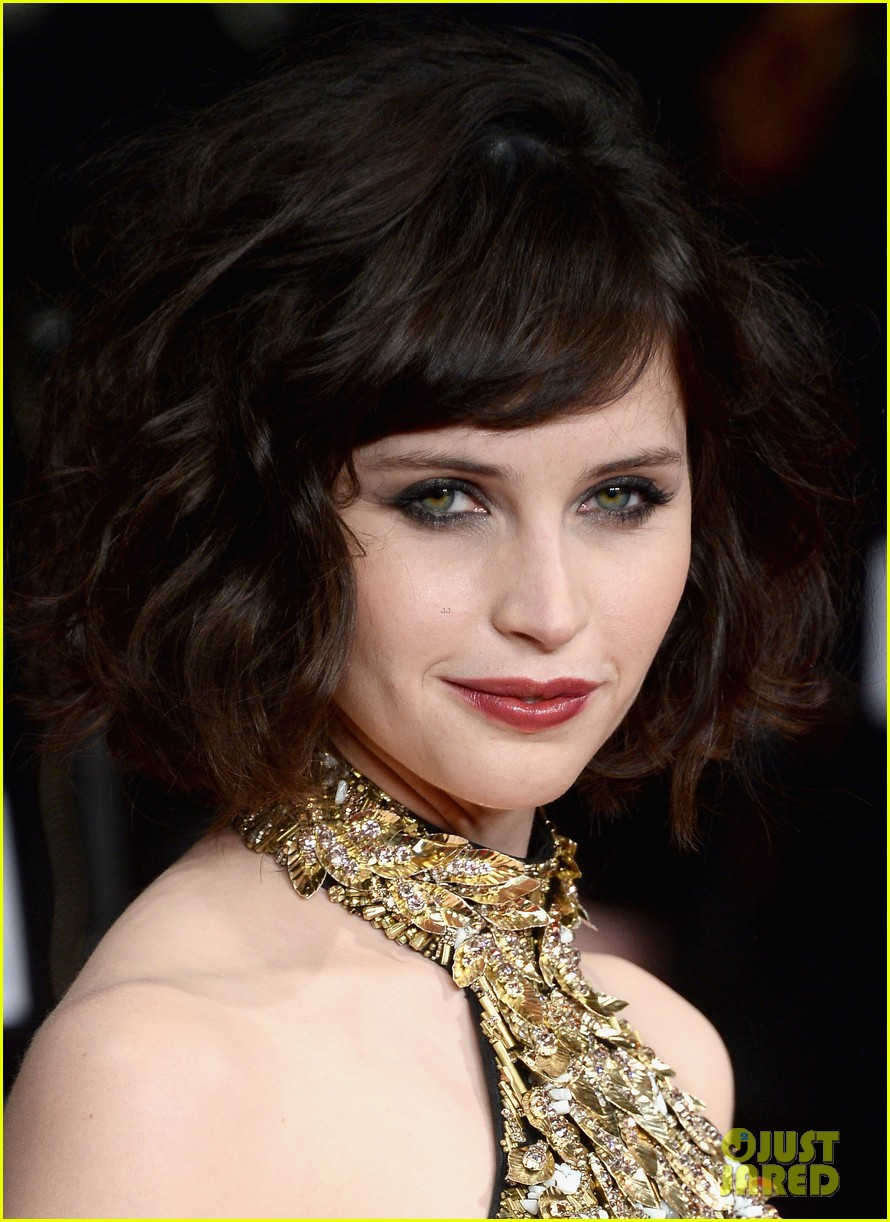 felicity jones ralph fiennes invisible woman uk premiere 253042176