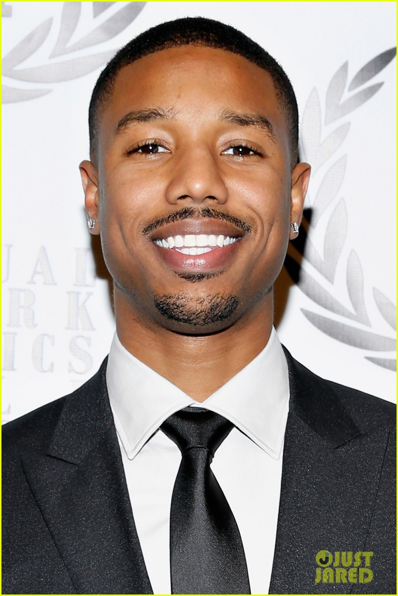 michael b jordan presents at nyfcc awards with fruitvale station co stars 06