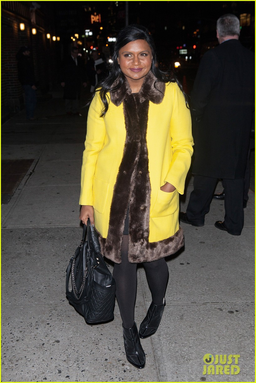 mindy kaling my elle made me feel glamorous cool 12